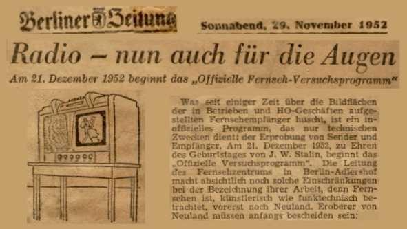 erst deutsch fernsehen